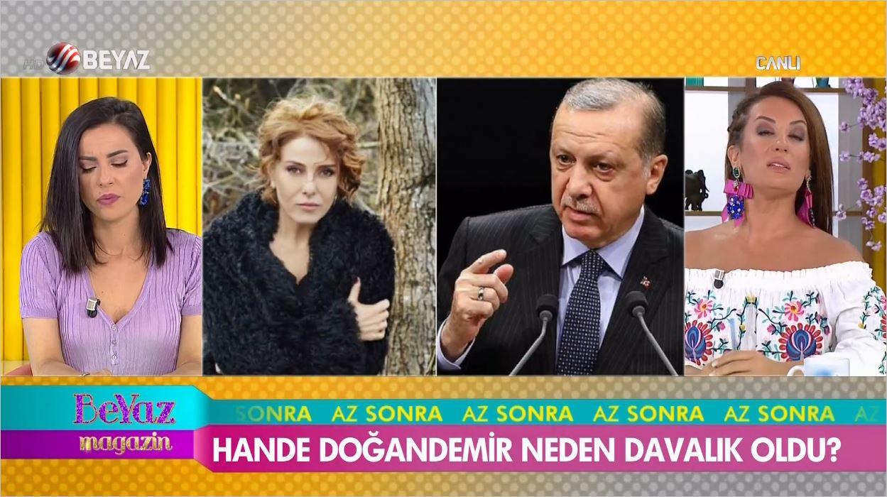 Zuhal Olcay'ın Erdoğan'a Söylediği Sözlerin Cezası Belli Oldu