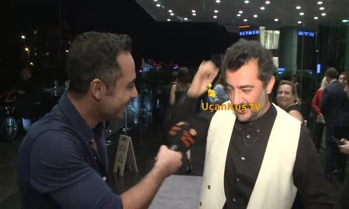 Celil Nalçakan Ve Olgun Toker Uçankuş TV'ye Konuştu