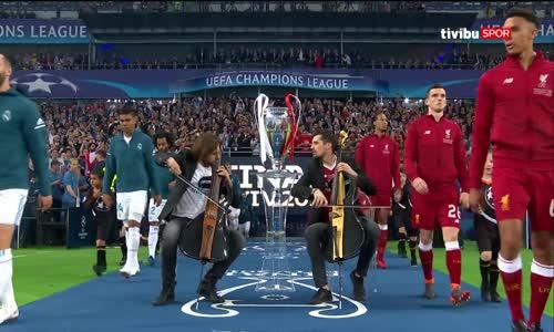 UEFA Şampiyonlar Ligi Finali - Real Madrid 3-1 Liverpool Maç Özeti