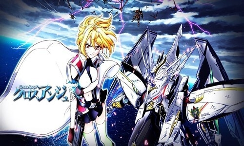 Cross Ange Tenshi to Ryuu no Rondo 16.Bölüm İzle