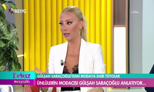 Gülşah Saraçoğlu'ndan Bülent Ersoy'a Övgü Dolu Sözler