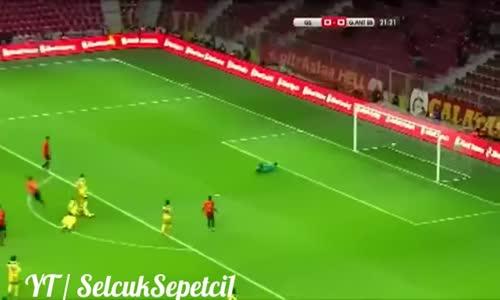 Galatasaray 8 - 7 Gaziantep BŞB Penaltılar ve Özet Ziraat Türkiye Kupası