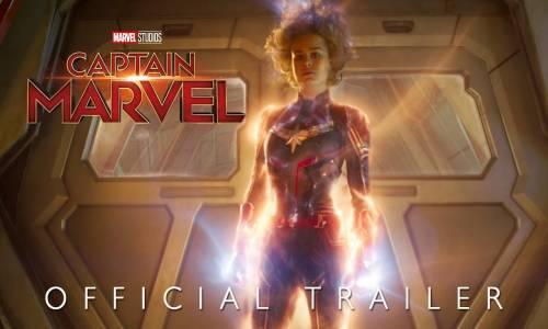 Captain Marvel Türkçe Dublaj Fragman