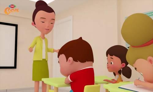 Kardeşim Ozi - Okulda İlk Gün