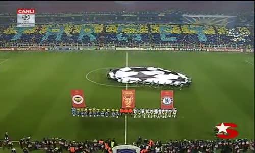 Fenerbahçe - Chelsea 2-1 Geniş özeti