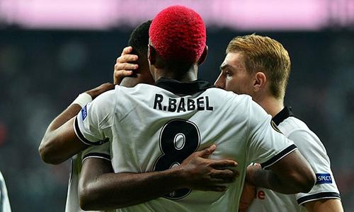 Fenerbahçe 1 - 1 Beşiktaş Maç Özeti