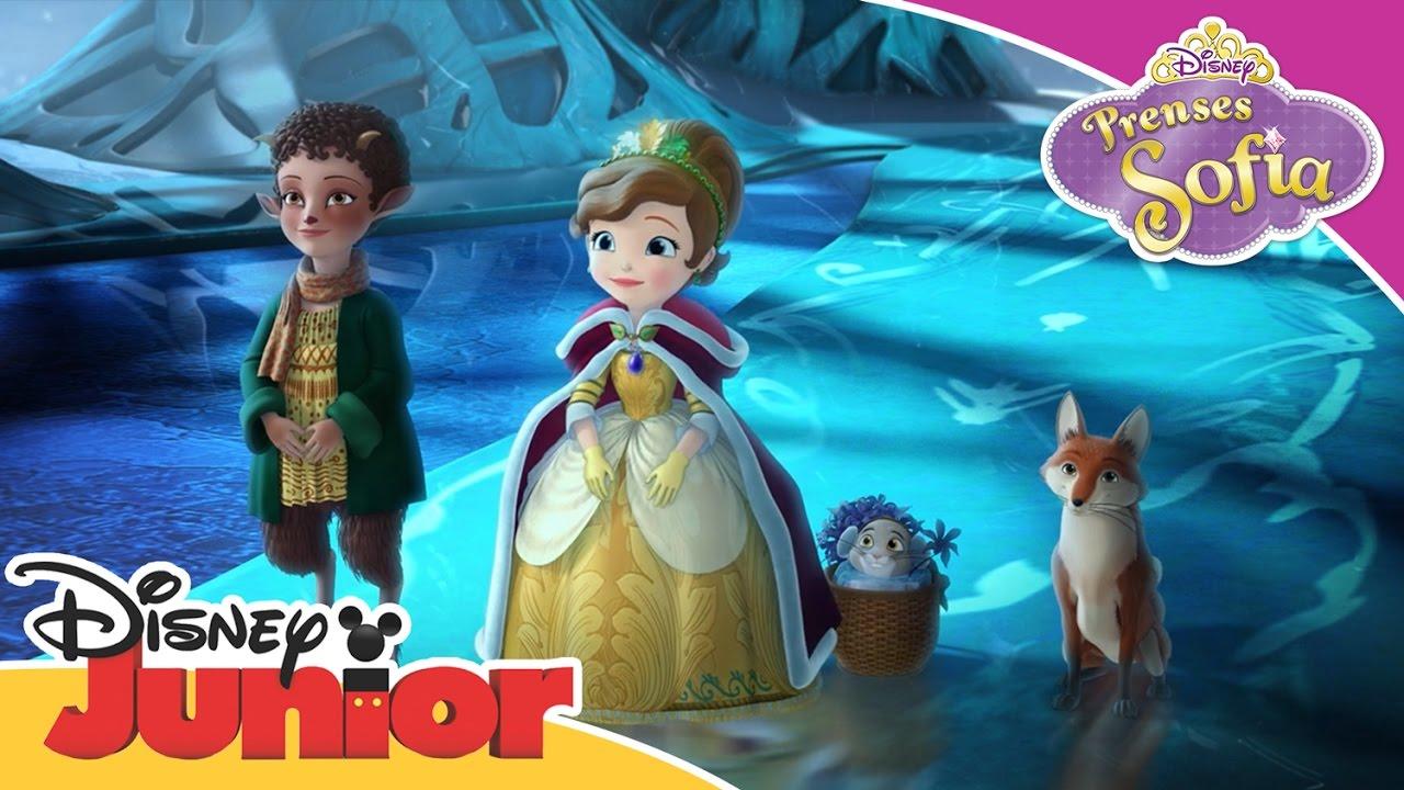Prenses Sofia İle Sihirli Anlar - Buz Dokunuşu