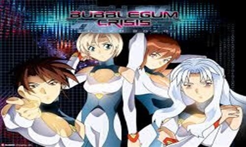 Bubblegum Crisis Tokyo 2040 1. Bölüm İzle