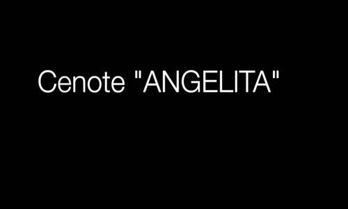Cenote Angelita - Sualtı Nehri