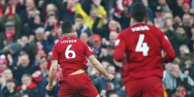 Liverpool 4 - 0 Newcastle United Maç Özeti  İzle