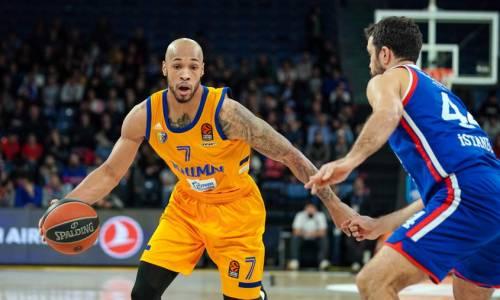 Anadolu Efes 81  -  72 Khimki Moscow Region Basketbol Özeti İzle