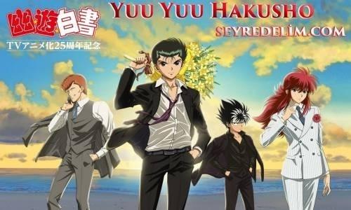 Yuu Yuu Hakusho 41. Bölüm izle