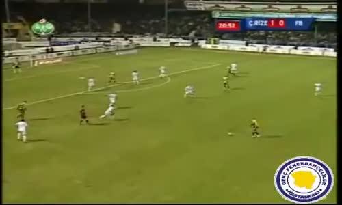 Roberto Carlos'un Muhteşem Şutu Fenerbahçe