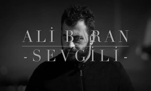 Ali Baran Sevgili (Official Video) #fikrisahne #alibaran -