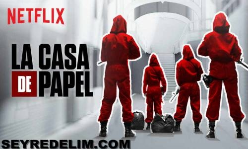 La Casa De Papel 2. Sezon 4. Bölüm İzle