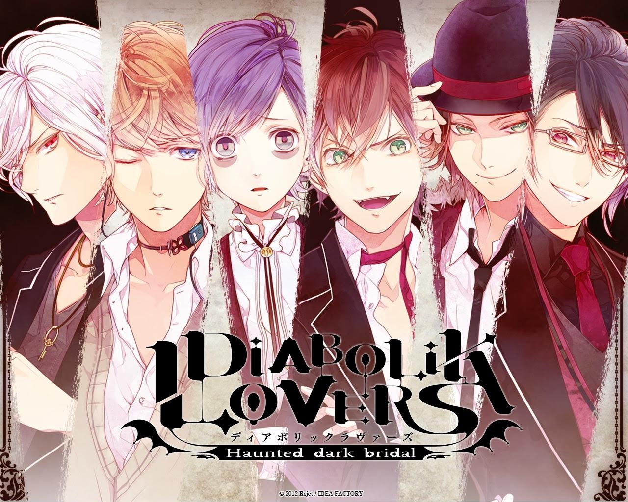 Diabolik Lovers 12. Bölüm İzle