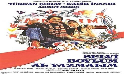 Selvi Boylum Al Yazmalım Türk Filmi İzle