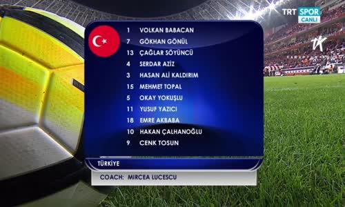 Türkiye 1-0 İrlanda  Özeti