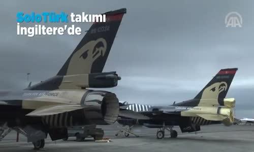 Solo Türk İngilterede İlgi Odağı Oldu