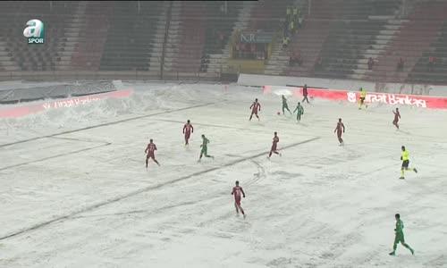 Gaziantepspor 2-0 Kırklarelispor Maç Özeti HD (21 Aralık 2016)