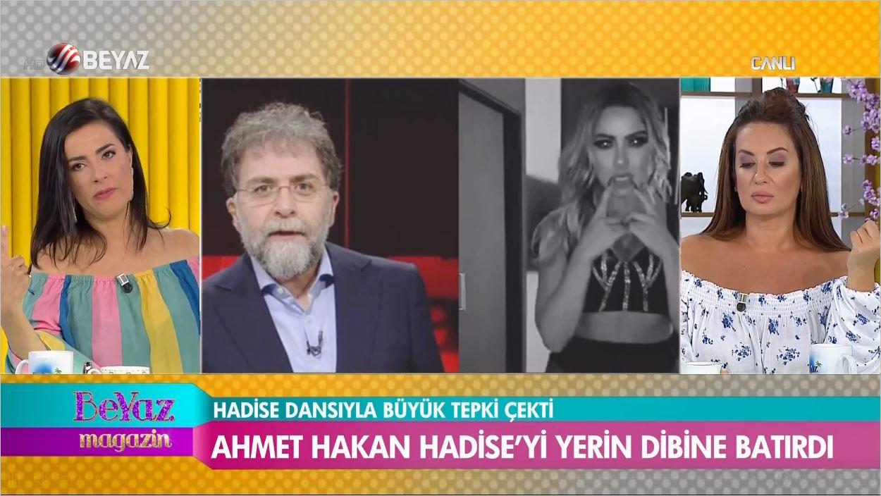 Hadise'den Sonra Ebru Polat Da Reynmen Şarkısıyla Dans Etti