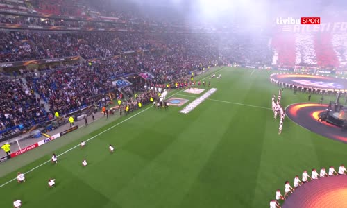 UEFA Avrupa Ligi Finali I Marsilya 0-3 Atletico Madrid Maç Özeti