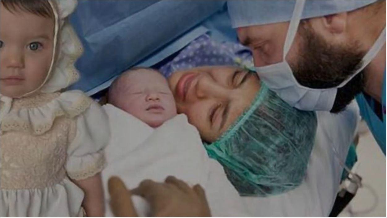 Berkay İkinci Kez Baba Oldu - İşte Kızının İlk Fotoğrafı