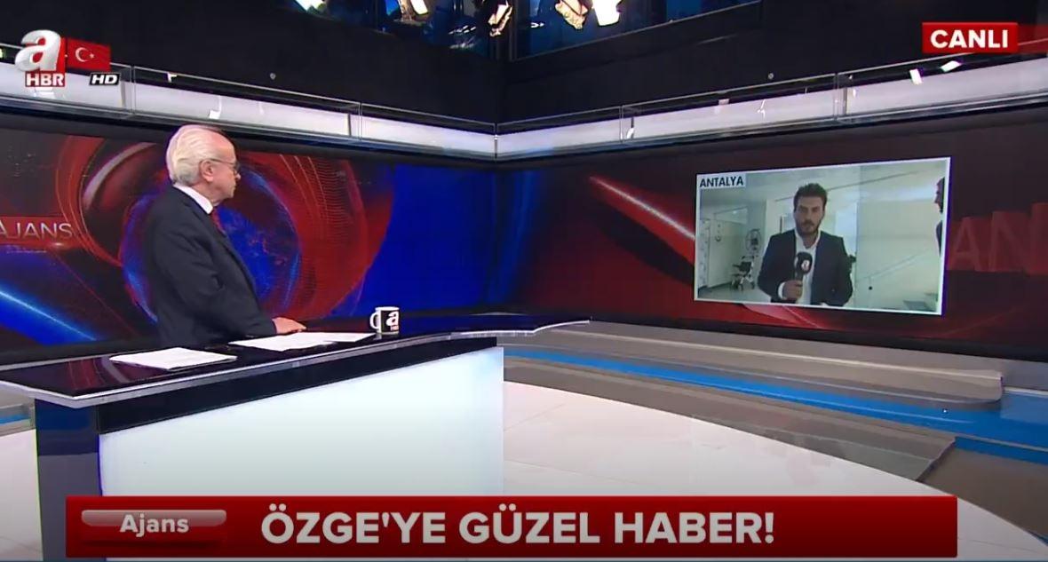 Cumhurbaşkanı Erdoğan Minik Özge'nin Babasını Aradı
