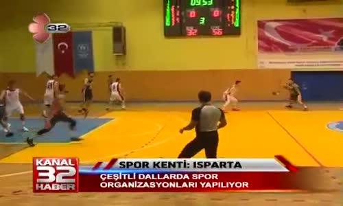 Spor Kenti Isparta İzle