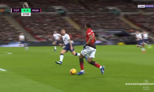 Tottenham Hotspur 0 - 1 Man. United Maç Özeti İzle