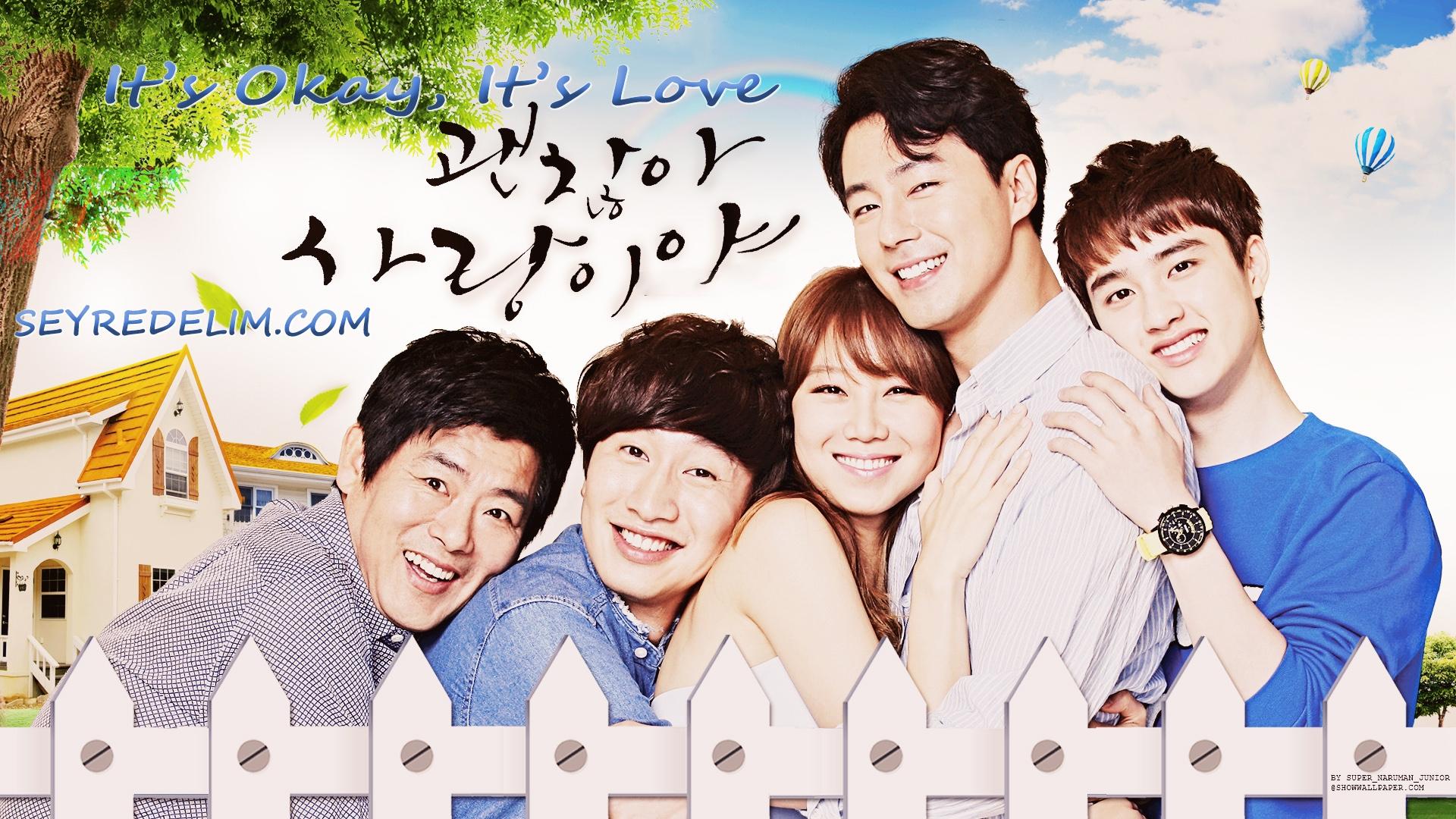 It's Okay, It's Love 6. Bölüm İzle