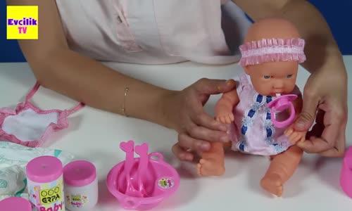 Yağmur Bebek  Bebek Bakma Oyunu  Evcilik Oyunları İzle