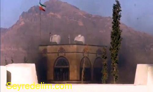 İran Büyükelçiliğine roketli saldırı