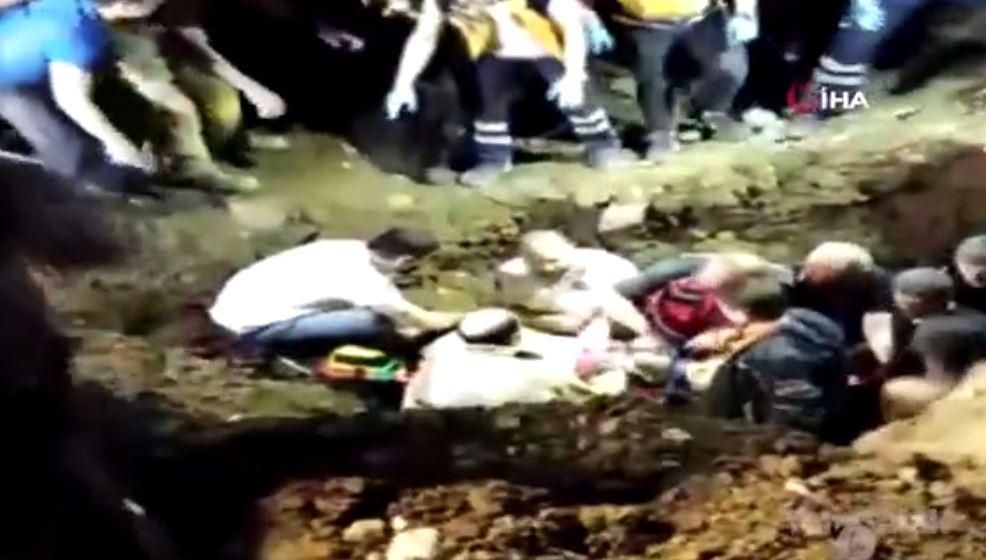 Eyüpsultan'da İnşaat Çukuruna Düşen Çocuk Hayatını Kaybetti