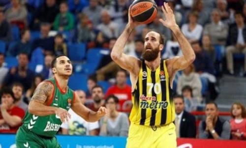 Fenerbahçe Beko 96  -  87 KIROLBET Baskonia Vitoria-Gasteiz Basketbol Özeti İzle