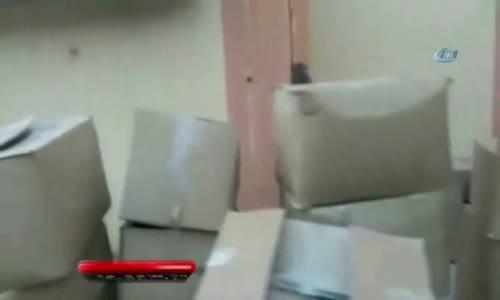 Gaziantep'te Sahte İçki Operasyonu