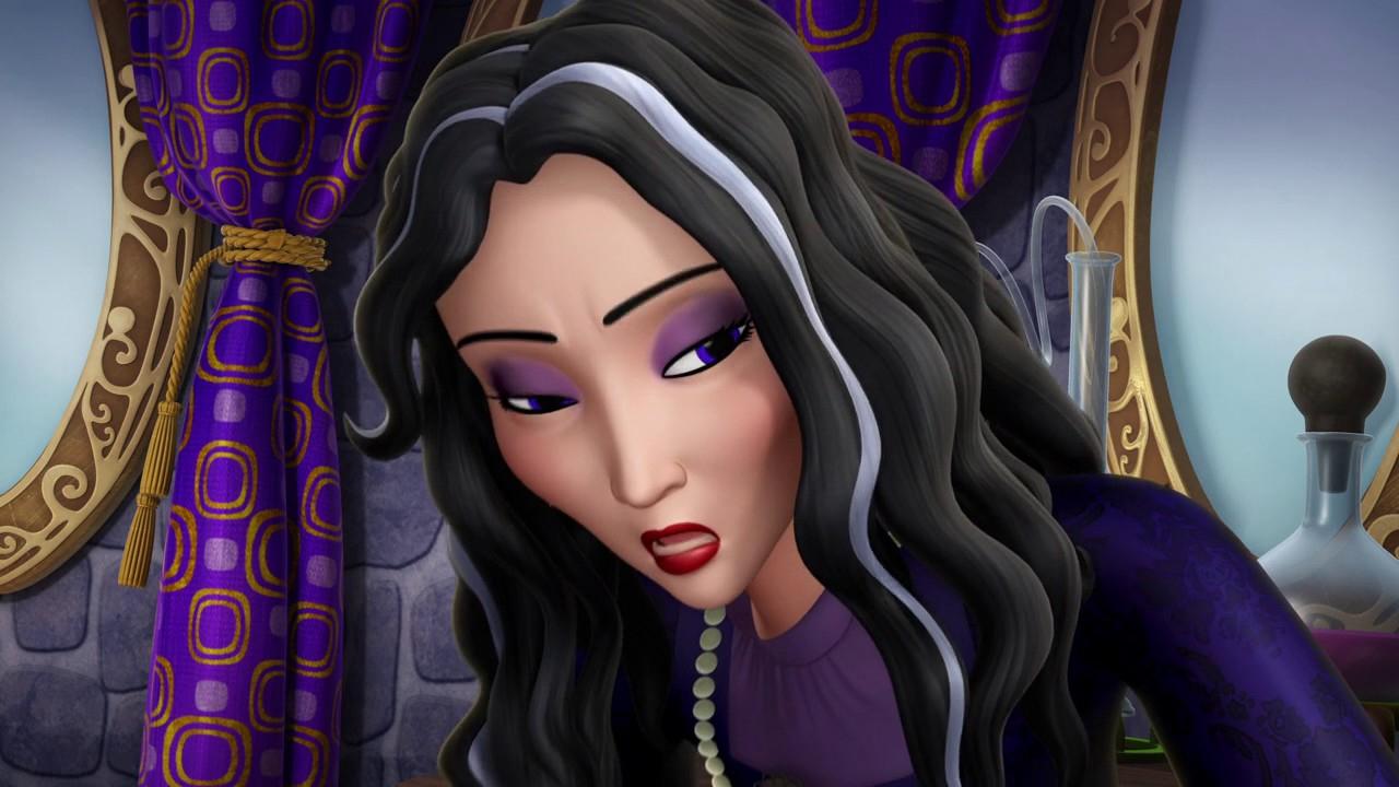 Prenses Sofia - Merlin'in Güçlü Sihirli Değneği