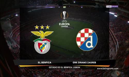 Benfica 3 - 0 Dinamo Zagreb Maç Özeti İzle