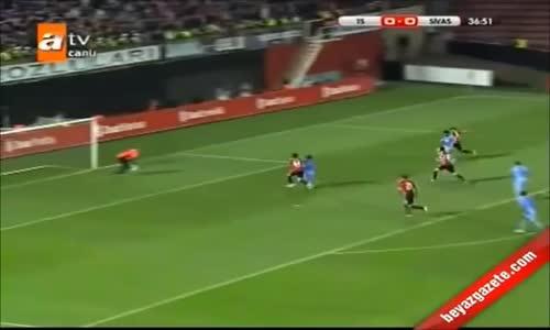 Trabzonspor 6-0 Sivasspor Geniş Özet _ Ziraat Türkiye Kupasında Trabzon Finalde [08.05.2013]