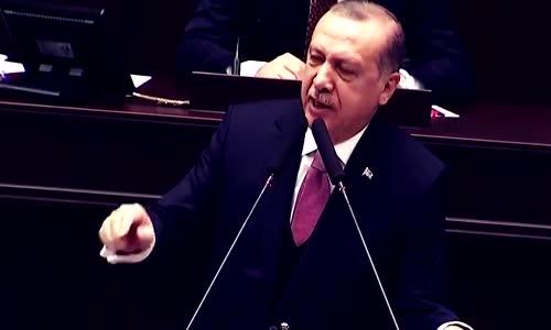 Erdoğan, Afrin'i Ablukaya Alıyoruz.