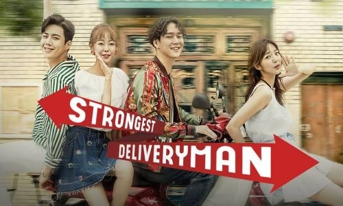 Strongest Deliveryman 8. Bölüm İzle