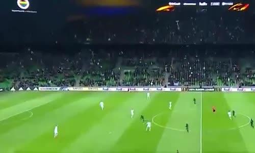 Krasnodar Fenerbahçe 1-0 Maç Özeti _ Avrupa Ligi HQ 2017