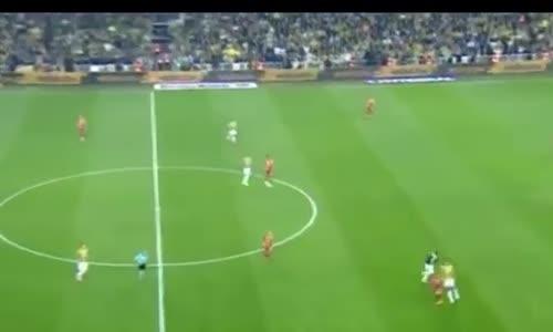 Fenerbahçe 2-0 Galatasaray Maç Özeti HD - DERBİ
