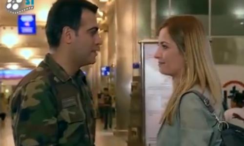 Emret Komutanım - Hamza'dan Liz'e Evli̇li̇k Teklifi