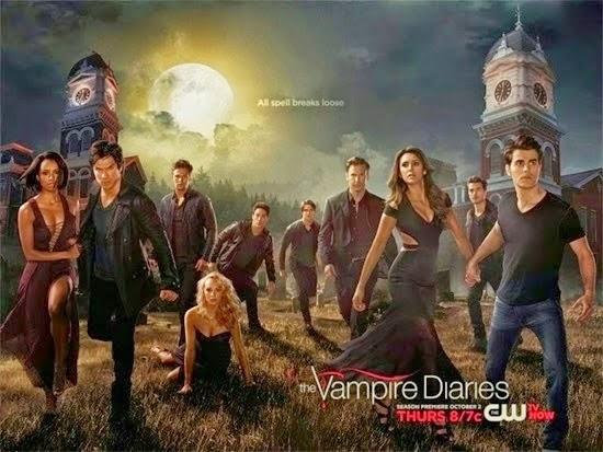 The Vampire Diaries 8. Sezon 13. Bölüm Hd Türkçe Altyazılı İzle