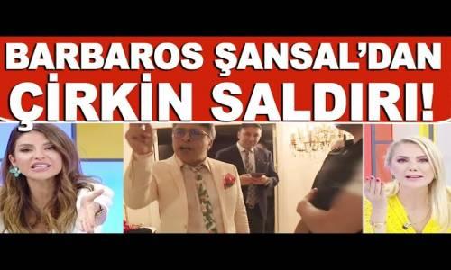 Terzi Yamağı Barbaros Şansal'dan Beyaz Tv'ye Saldırı
