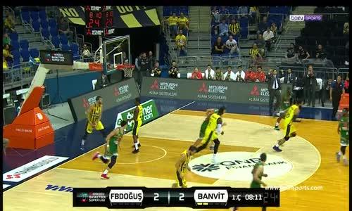 2017-2018 Fenerbahçe Doğuş 80-63 Banvit