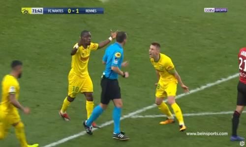 Nantes 0 - 1 Rennes Maç Özeti İzle