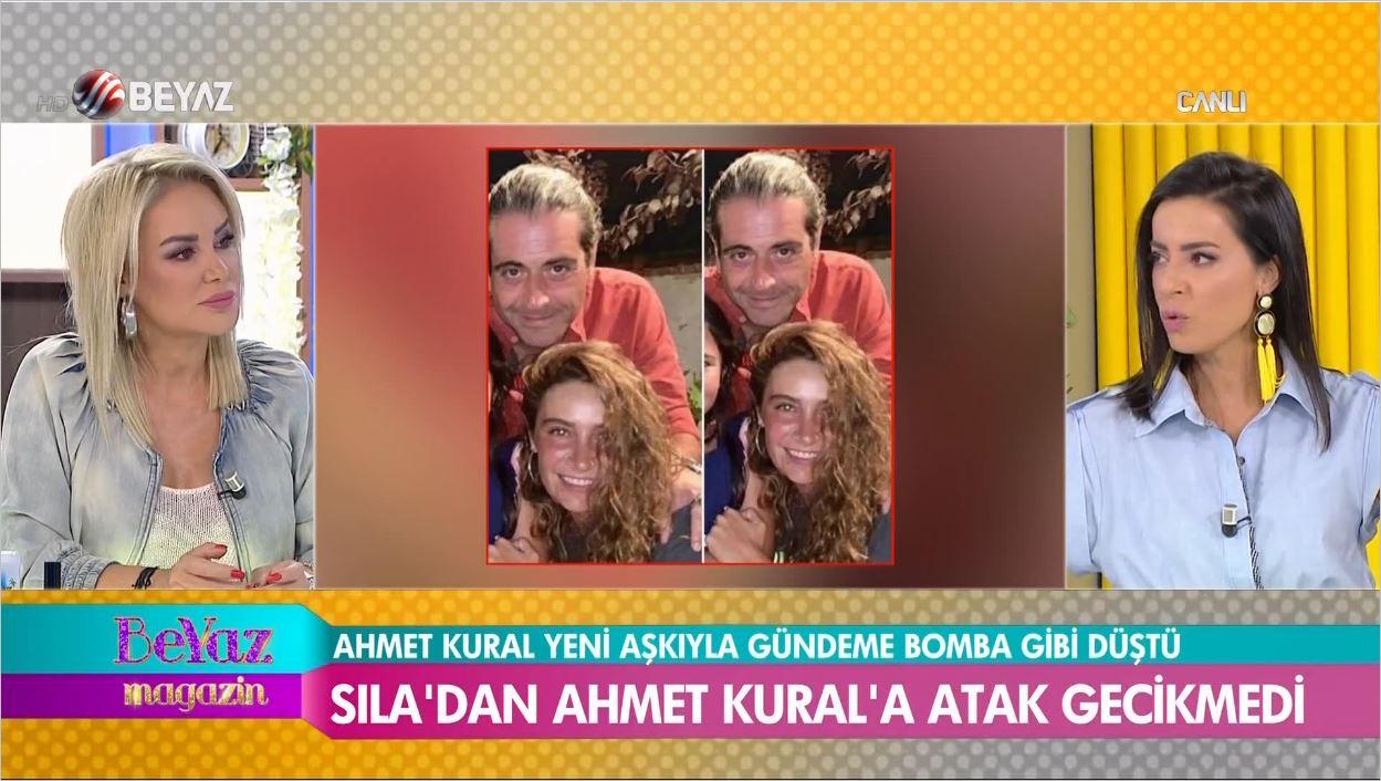 Sıla Hazer Amani İle Aşk Mı Yaşıyor Ahmet Kural'a Nispet Mi Yapıyor