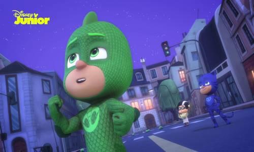 Disney Channel l Pijamaskeliler – Ekip Tamam
